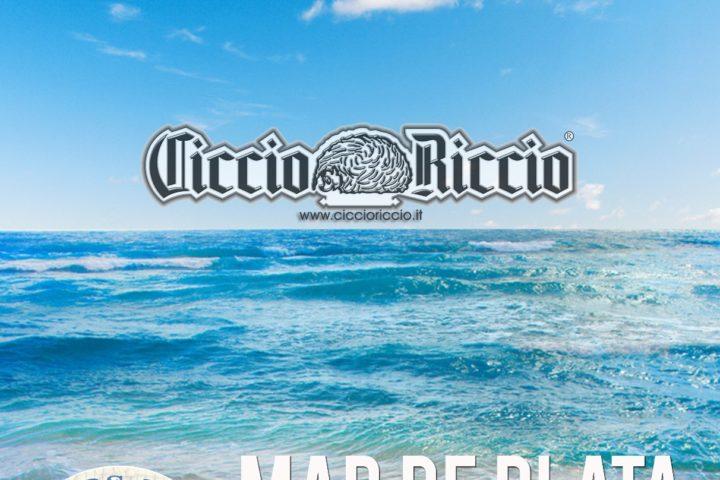 Ciccio Riccio al MAR DE PLATA – Sabato 15.07.2017
