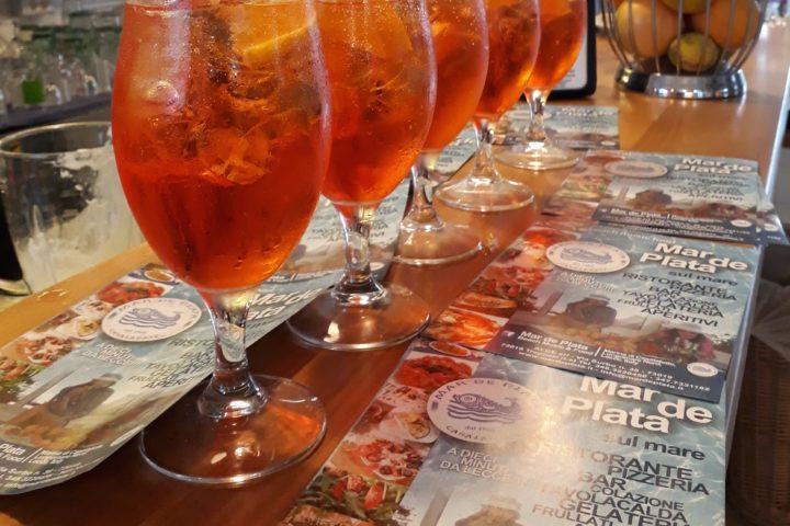 Il Mar de Plata di Casalabate (Le), sarà aperto tutti i giorni a colazione, pranzo e cena e i suoi fantastici drink